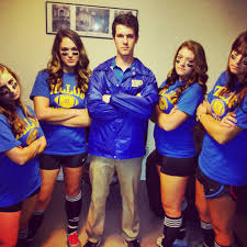 Friday Night Lights Halloween Costume Ideas Clear Eyes Full Heart Cant Lose Friday Night Lights
