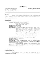Resume Maker Near Me Senior Web Developer Job Description Software