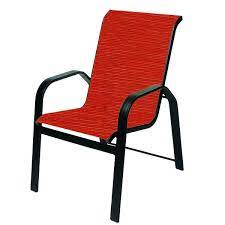 chair swivel 1 piece sling carter
