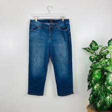 Nine West Capri Jeans