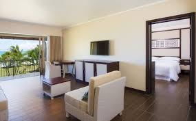 Executive One Bedroom Suite At Sheraton Samoa Aggie Greys Resort - One bedroom suite
