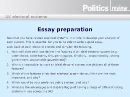 uk electoral systems fotolia ppt essay preparation