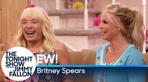 """Ew!"" with Britney Spears - YouTube"