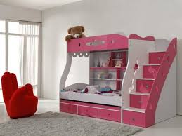 bunk beds for girls with storage. Brilliant Storage Little Girl Beds Full Size Bunk Bed With Desk Wooden Storage  Loft For Adults Inside Girls S
