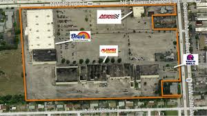 i m c property management plans to redevelop this retail center in miami gardens
