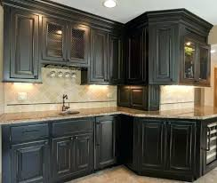 Antique Black Kitchen Cabinets Best Design Ideas