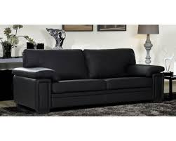 amazing black modern leather captivating black leather sofa home design for black sofas black leather sofa