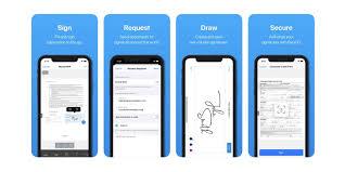 Signeasy Digital Signing App Becomes Apple Mobility Partner