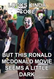 the joker premiere