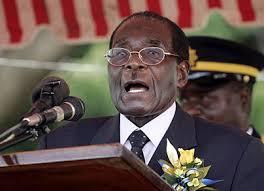 Robert Mugabe. Mr Mugabe's militia has terrorised a pensioner's club in Harare Photo: Reuters. Peta Thornycroft in Harare and Sebastien Berger - Robert-Mugabe_677664c