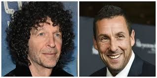 yes adam sandler and howard stern spontaneously recited torah blessings together