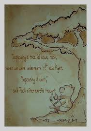 Pooh Bear Quotes About Friendship Enchanting Drawn Quoth Winnie The Pooh Pencil And In Color Drawn Quoth Winnie