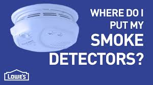 Where Do I Put My Smoke Detectors? | DIY Basics