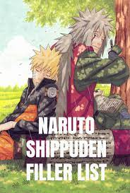 ▷ Naruto Shippuden Filler List 2021 Episodes List • The Awesome One