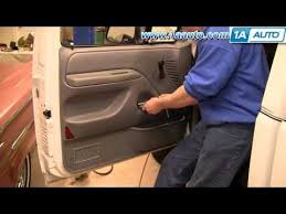 how to install replace inside door handle ford f150 f250 f350 92 96 1aauto you