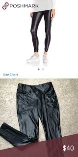 Koral Jeans Size Chart Koral Luxurious Liquid Cropped Leggings Great Condition