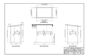 best collection free 4x6 deer blind plans please critic my 4x6 deer blind layout plans will follow later