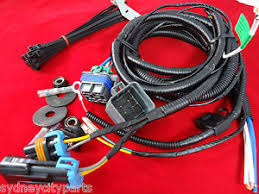 toyota landcruiser 200 series driving lamp wiring harness kit accessory wiring harness image is loading toyota landcruiser 200 series driving lamp wiring harness