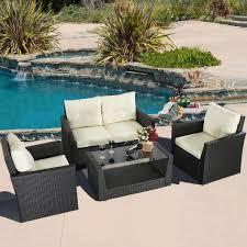 black resin wicker outdoor furniture elegant black wicker patio resin furniture diy resin furniture cleaner