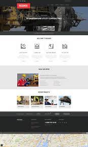 Design Utility Website Website Design 52785 Rissner Undeground Utility Custom
