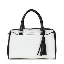 Coach Legacy Haley Medium White Satchels AER