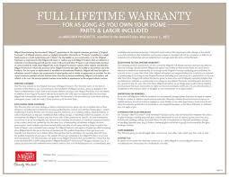milgard window patio door warranty lifetime warranty for installed milgard replacement windows