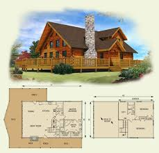 Buckhorn  Log Homes Cabins And Log Home Floor Plans  Wisconsin Open Log Home Floor Plans