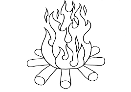 logging coloring pages coloring page fire vitlt com