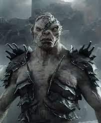General Bolg of the Orcs | Monstros, Senhor dos aneis, Elfos