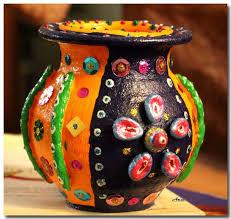 Simple Pot Decoration Designs