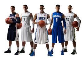 The Evolution Of Nikes College Basketball Uniforms Si Com