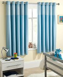 curtains colorful stripes short