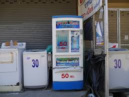 Filtered Water Vending Machine Custom Water Vending Machines In Bangkok Are Not Safe Viqua Waterfilter