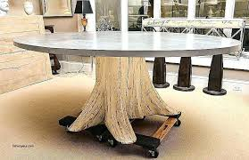 tree stump dining table glass coffee with base awesome natural trunk uk tre