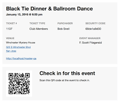 Make Free Tickets Tickets Managing Your Orders And Attendees