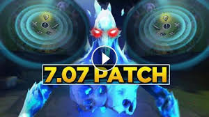 dota 2 7 07 dueling fates patch ancient apparition remodel