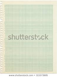 Old Sheet Semilog Graph Paper Shows Stock Photo Edit Now 315573695