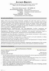 Resume Sample Resume For Government Position Wonderful Usajobs ...