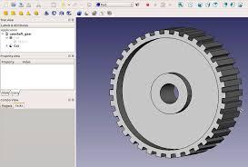 Freecad Gear Design Freecad Tutorial Engine 5 Camshaft Gear