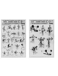 Joe Weider S Bodybuilding System Book And Charts Joe Weider New And Old Charts In The Forum Forum Joe