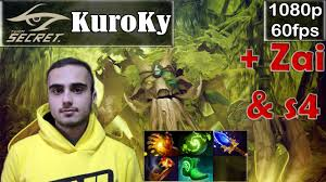 kuroky secret treant protector pro gameplay with s4 zai