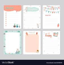 daily planning calendar cute calendar daily planner