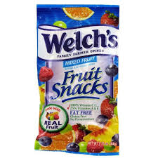 don t be fooled into thinking welch s fruit snacks are any healthier than candy