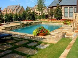 Swimming Pool Landscaping Designs Backyard Pool Design Backyard Design And Backyard Ideas