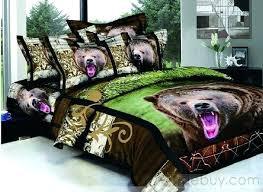 bear bedding sets bear bedding set extraordinary 4 piece black print comforter sets bear bedspreads bear bear bedding sets