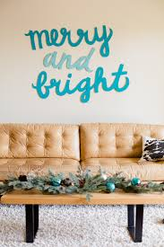 diy office wall decor. DIY // Winter Wall Art Decoration Diy Office Decor