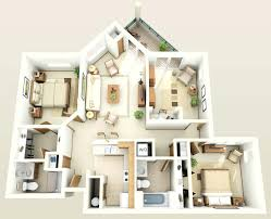 3 Bedroom Flat Plan Apartments Floor Plans 3 Bedrooms Of The Picture Gallery