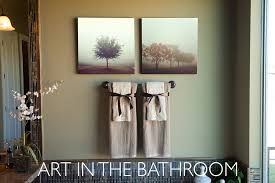 Art for bathroom Funny Canvas Press Art In The Bathroom What Kind Of Art Works Best In Bathroom