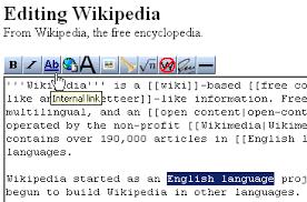Edit Wiki Help Edit Toolbar Meta