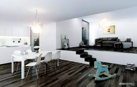 designer dining room. Cool Dining Room Designs In White - Designer Exciting Proposals